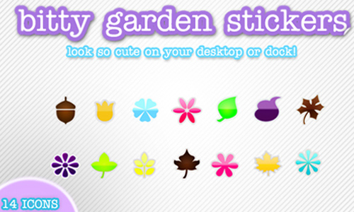 BiTTy GaRdeN STiCkErS