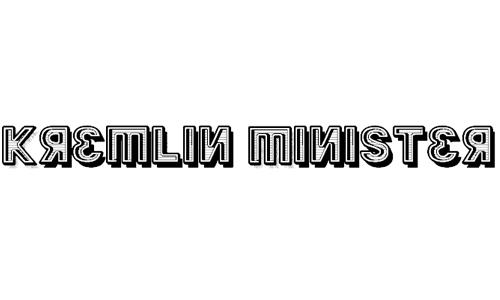 Kremlin Minister font