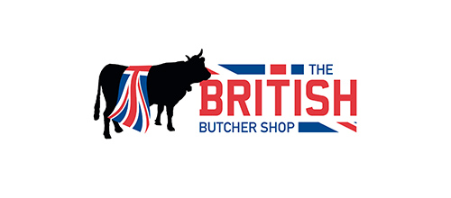 The British Butcher Shop logo
