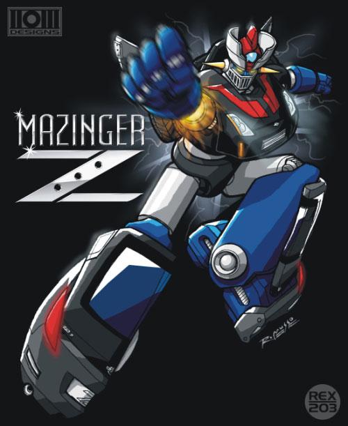 Mazinger 350Z