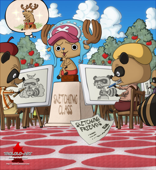 One Piece 605 Cover-Chopper