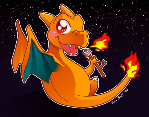 Pokemon: Charizard