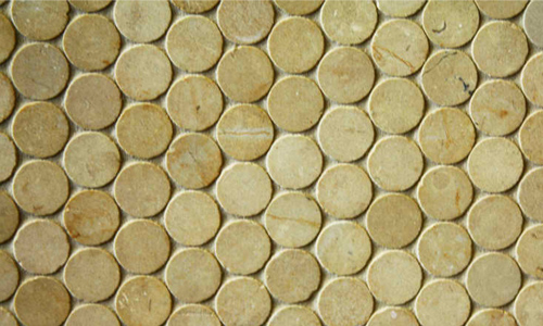 marble circle tile II
