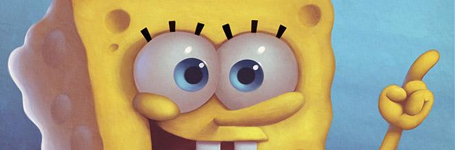 22 SpongeBob Squarepants Artworks