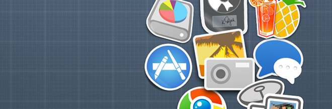 30 Examples of Sticker Icon for Free