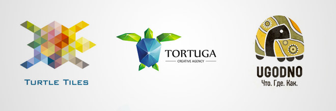 30 Interesting Turtle Logo Designs