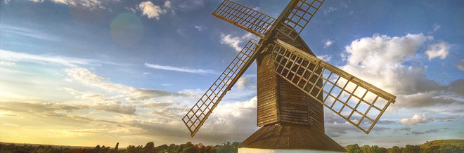 40 Beautiful Windmill Pictures for your Inspiration