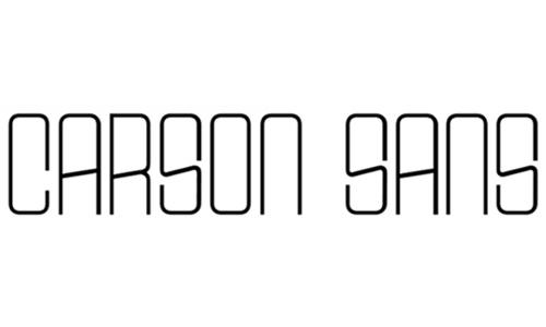 Carson Sans