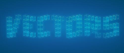 Illustrator Tutorial: 3D Cubic Text Effect