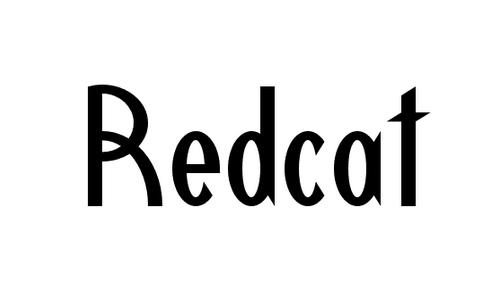 redcat font