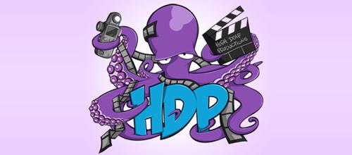 HDP Octopus logo