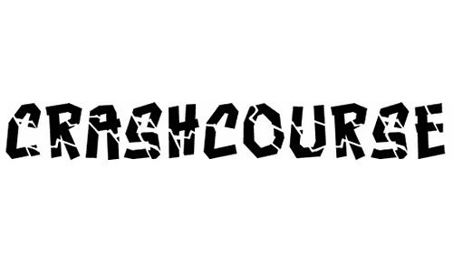 CrashcourseBB font