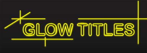 Fluorescent Text Effects That Glow Using Illustrator