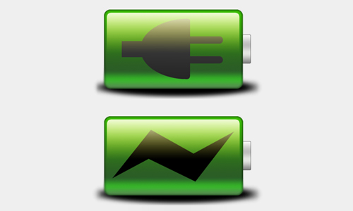 Apple iPod Battery Dock Icon