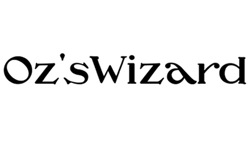 Oz'sWizard font