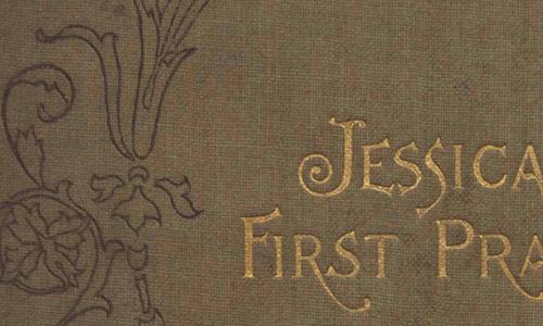 Victorian Book Texture