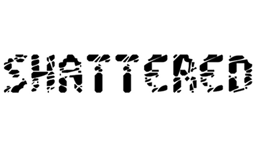 Shattered Pixels font
