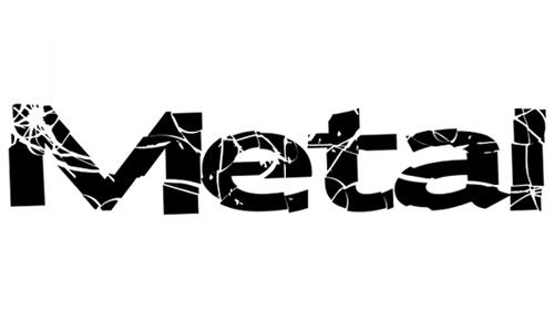 Metal Crime font