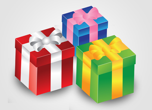 Create a Gift/Present Box Icon in Illustrator