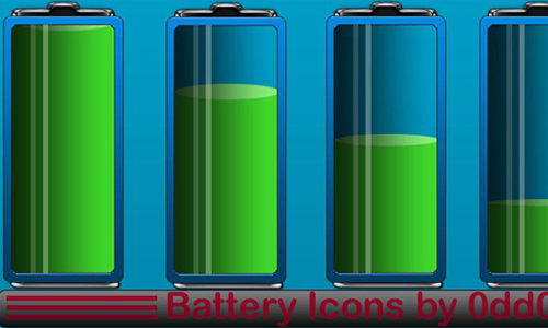 Battery Icons-Power