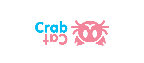 Crab Cat logo