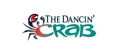 The Dancin' Crab logo