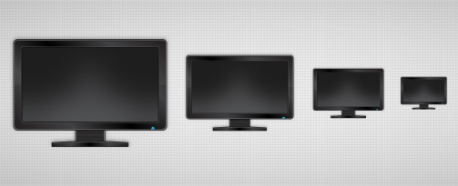 Quick Tip: How to Create a Modern Monitor Icon