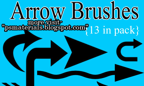 NEW ARROW BRUSHES