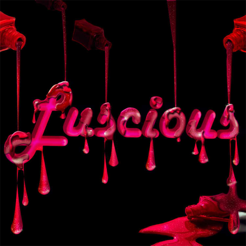 How to create a luscious text effect using Illustrator and Photoshop