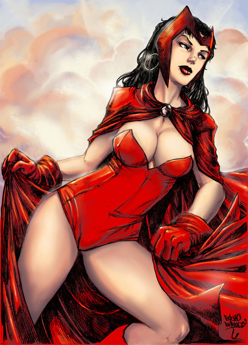 The Scarlet Witch