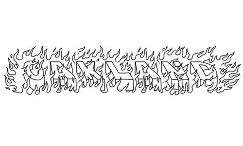 Oakland Hills 1991 font