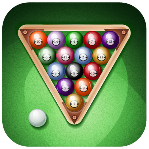 How to Create Snooker App Icon Using Adobe Illustrator and SubScribe Designer Plugin