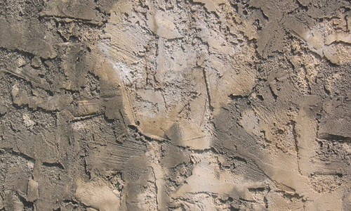 Stock - Mottled Stucco Wall