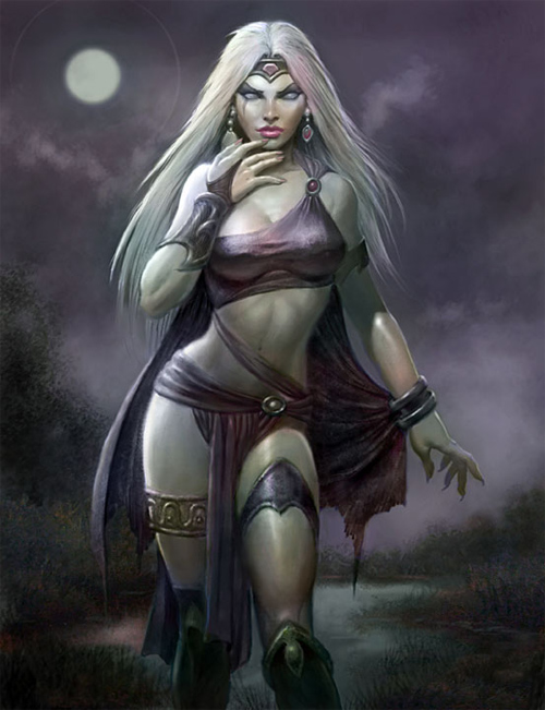 lunar witch