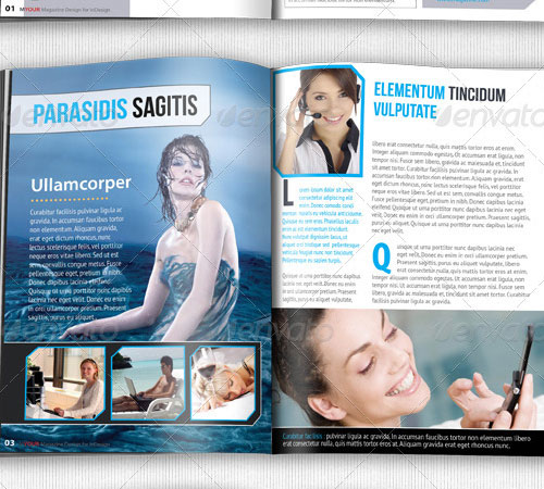 magazine layouts templates selo l ink co