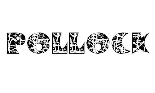 Pollock MF font