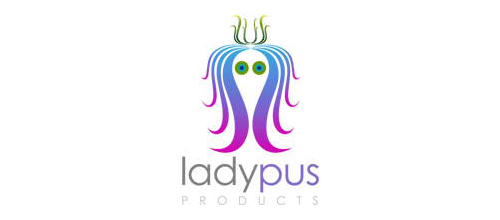 LadyPus logo
