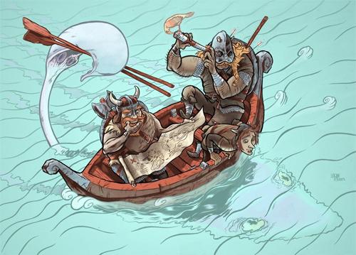 chore vikings