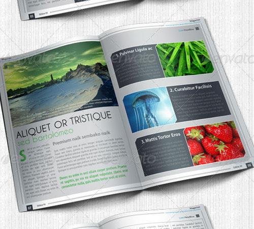 33 Ready to Print Premium Magazine Templates | Naldz Graphics