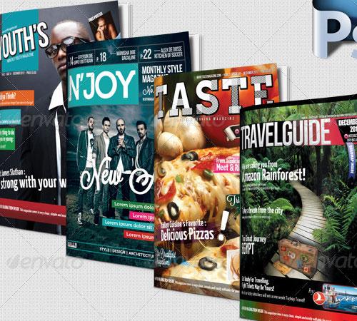 4x magazine