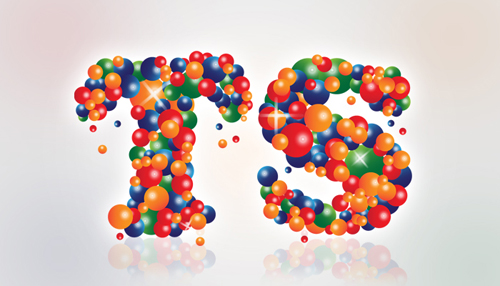 Create a Colorful Balls Text Effect in Illustrator & Photoshop