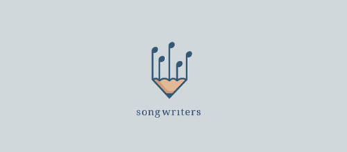 song writer logo
