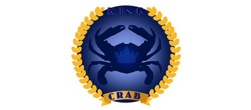 King Crab Logo