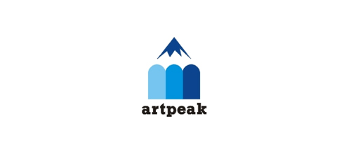 Art Peak logo
