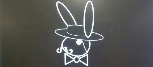 Old Time Bunny logo