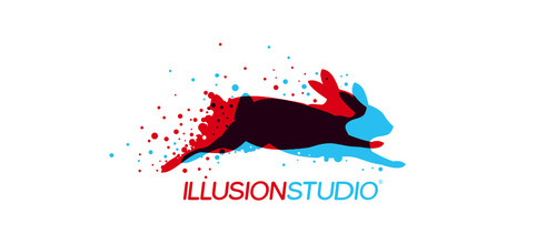 illusion studio logo