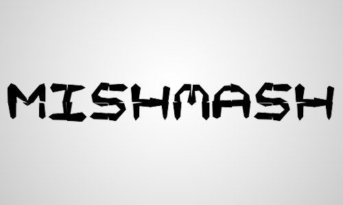 mishmash free crack font