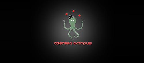 Talented Octopus Logo