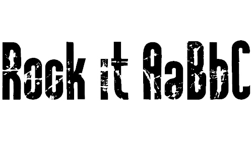 Rock it font