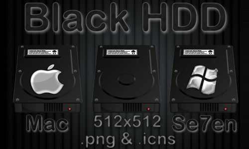 My Black Drives